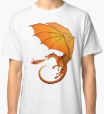 Wings of Fire - Peril Classic T-Shirt