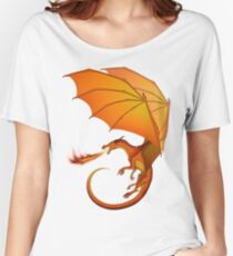 Wings of Fire - Peril Women's Relaxed Fit T-Shirt