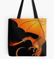 Wings of Fire - Peril Tote Bag