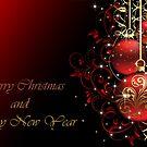Christmas card1 by EbyArts