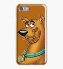 Scooby Doo Smooth iPhone Case/Skin