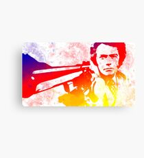 Dirty harry  Canvas Print