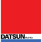 Datsun Logo by Aidan Bell