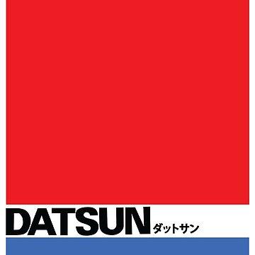 Datsun Logo by aidanbell