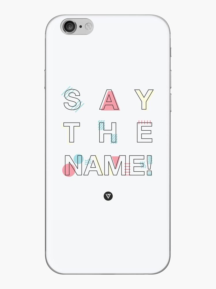 Say the Name! by jonaestalane