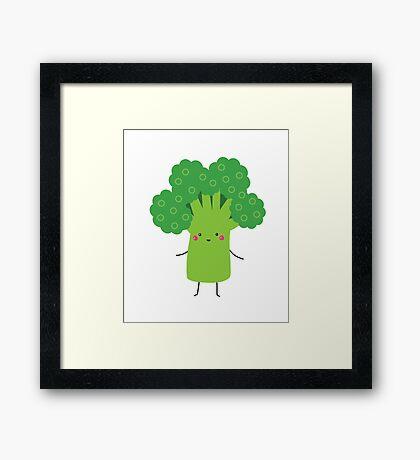 soo green Framed Print