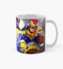 Hyperspace Captain Falcon Mug