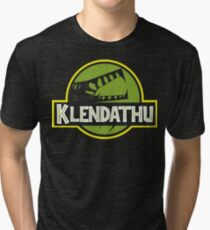 Klendathu Tri-blend T-Shirt