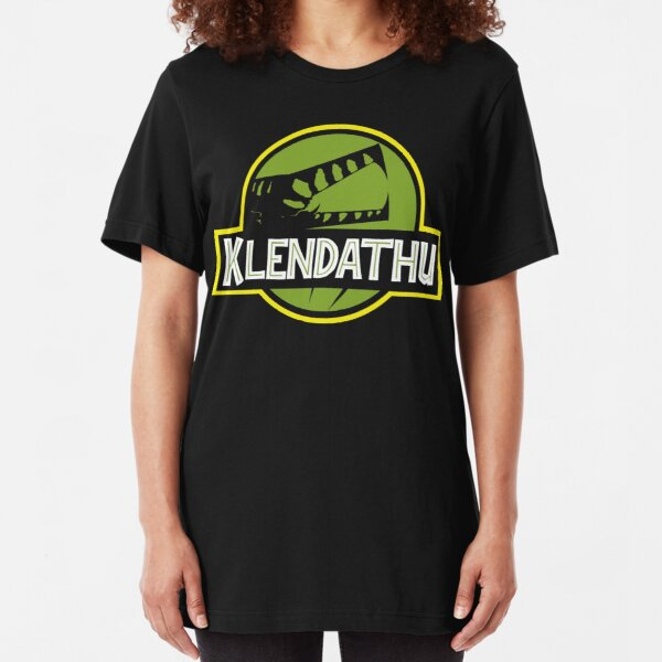 Klendathu Slim Fit T-Shirt