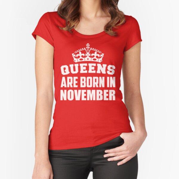 Queens are Born in November 1988