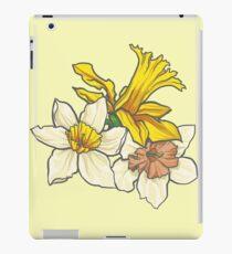 Daffodil - March Birth Flower iPad Case/Skin