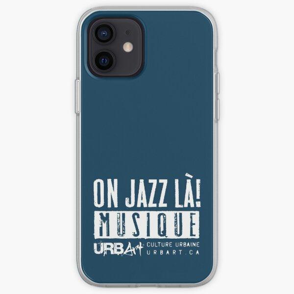 UrbArt® - Musique-01 Coque souple iPhone