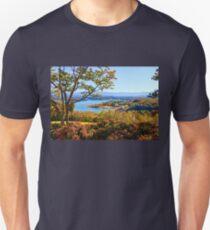 Douglas Dam And Reservoir   T-Shirt