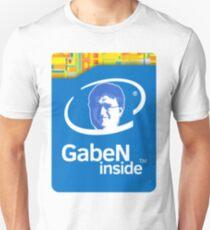 GabeN inside Unisex T-Shirt