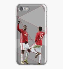 Pogba Lingard Dance Celebration iPhone Case/Skin