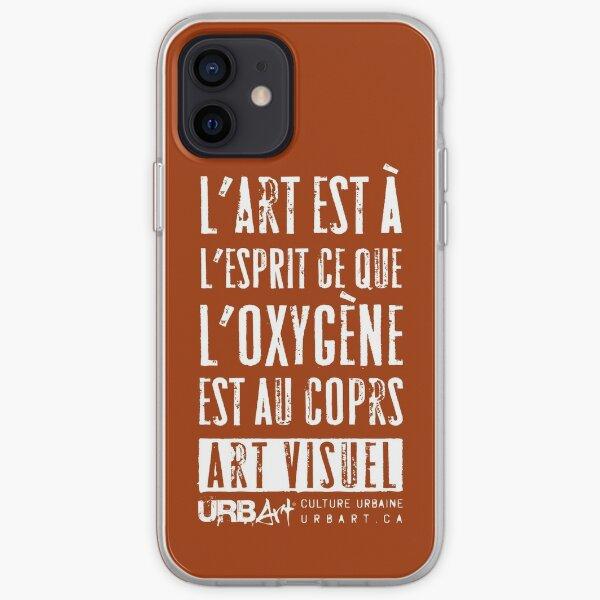 UrbArt® - Art visuel-02 Coque souple iPhone