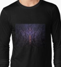 Purple Phantasm Long Sleeve T-Shirt