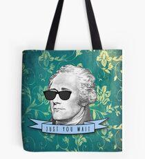 My name is A. Ham Tote Bag