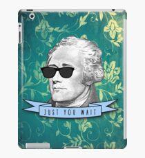 My name is A. Ham iPad Case/Skin