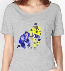 Icehockey Women's Relaxed Fit T-Shirt