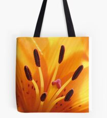 Day Lilies Make The Day Tote Bag