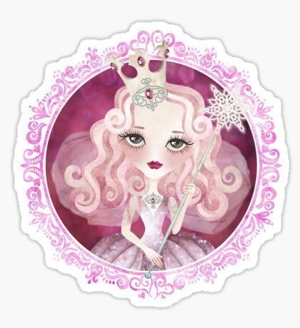 The Good Witch Sticker
