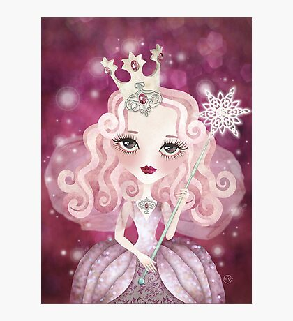 The Good Witch Photographic Print