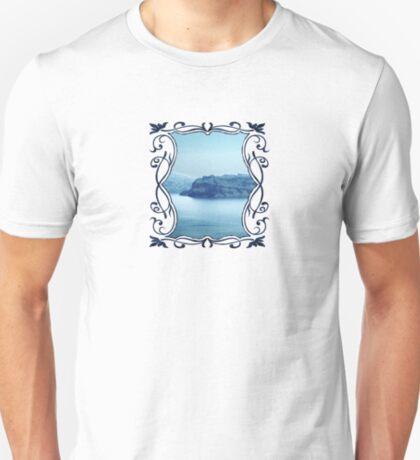 Santorini Coast VRS2 T-Shirt