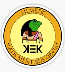 KEK Sticker