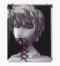 Red Ribbon iPad Case/Skin