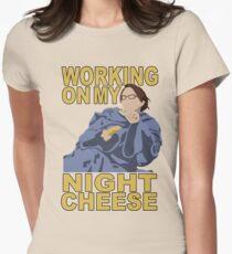 Liz Lemon - Night cheese Women's Fitted T-Shirt