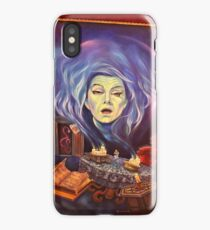 Madam Leota Haunted Mansion iPhone Case/Skin