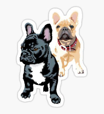 Diesel and Brie Sticker