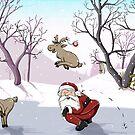 Hoppy Christmas by Tessa  Rath