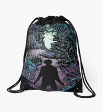 Homesick A Day To Remember Drawstring Bag