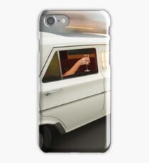 White Holden EH Limo rig shot iPhone Case/Skin