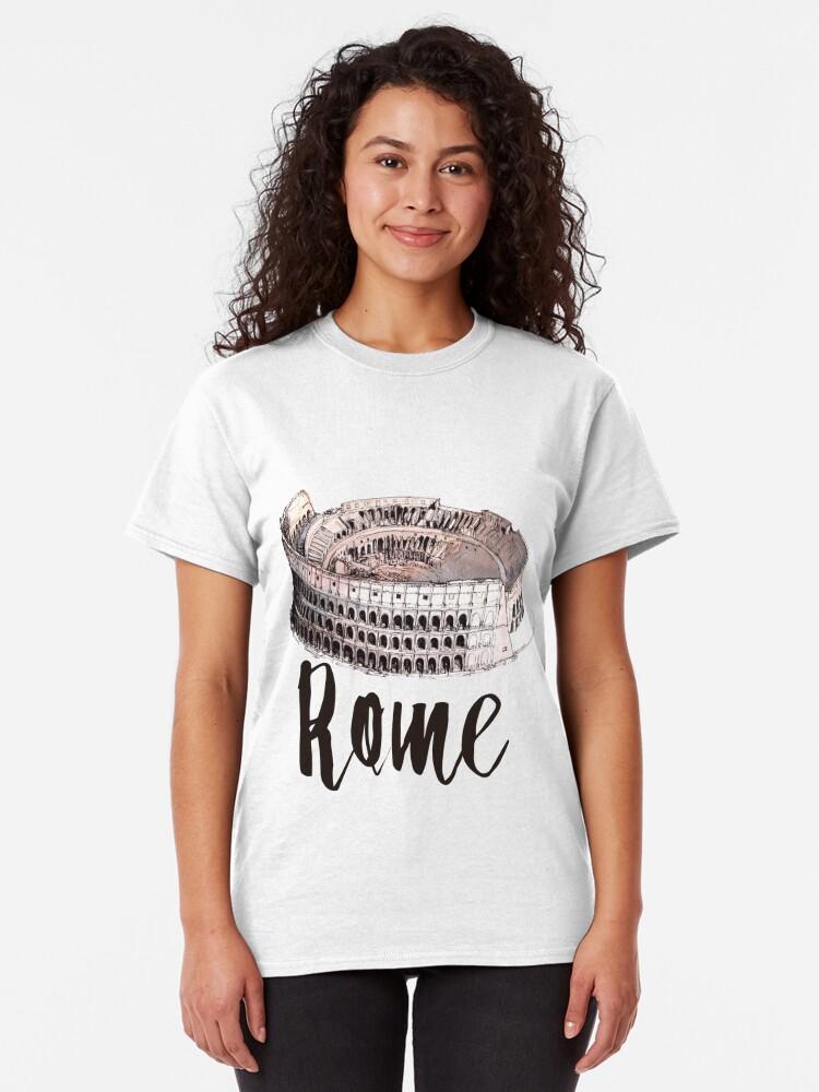 Alternate view of Rome Classic T-Shirt