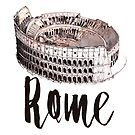 Rome by creativelolo