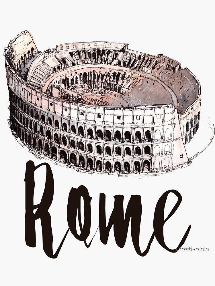 Rome by creativelolo