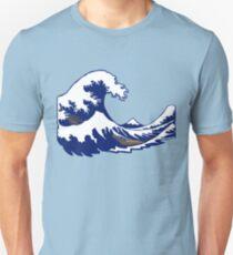 wave vague hokusai T-Shirt