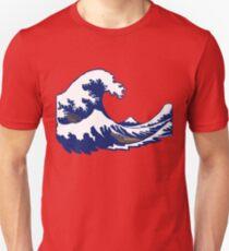 wave vague hokusai Unisex T-Shirt