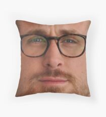 Ryan Gosling Gesicht Throw Pillow Dekokissen