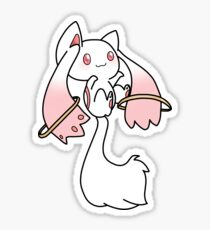 Kyubey - Puella Magi Madoka Magica Sticker