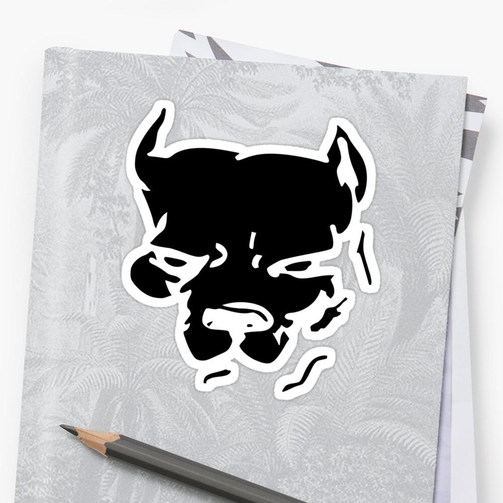 Pit Bull by Grobie