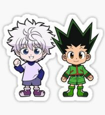 Gon and Killua Sticker