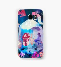 The house under the water Samsung Galaxy Case/Skin
