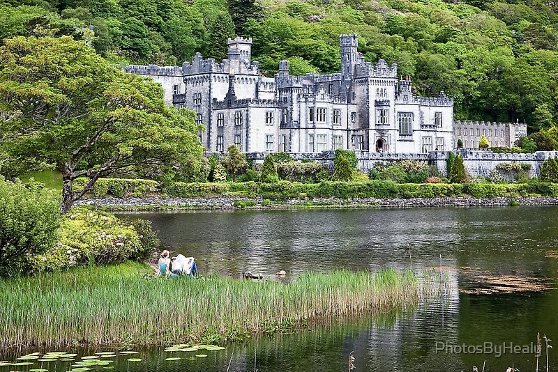 Kylemore Abbey by Photos by Healy