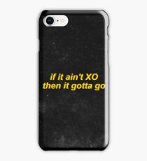 The Weeknd XO iPhone Case/Skin