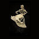 Ballerina Map No.2 by kishART