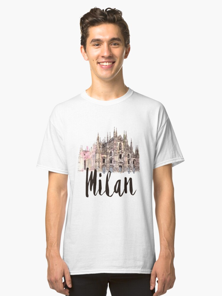 Alternate view of Milan Classic T-Shirt